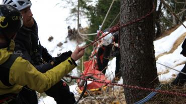 IFMGA, Rope Access Comission